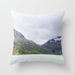 Vintage Mountain 19 Throw Pillow