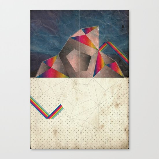 SpaCE_oToLanD Canvas Print