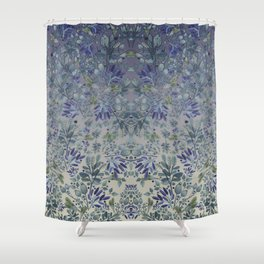 """Field of Lavender"" Shower Curtain"