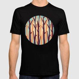 trees against the light T-shirt