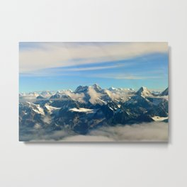 Mt. Everest Metal Print