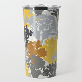 Acer Bouquets - Golds & Silvers Travel Mug