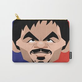 Pacman the boxer Carry-All Pouch