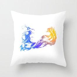 Final Fantasy X Throw Pillow