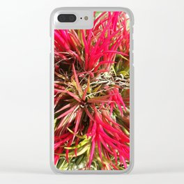 Fuego Ball Clear iPhone Case