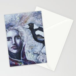 Sacred Messengers Whispering Stationery Cards