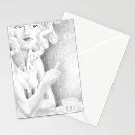 Floozie Medusa Stationery Cards