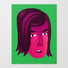 Acedia Canvas Print