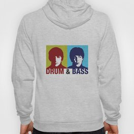 The Fab Four Drum and Bass Hoody
