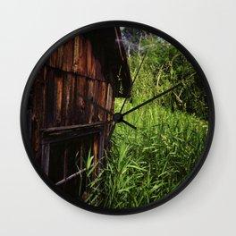 Homestead II Wall Clock