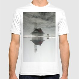 Dogs & Fog T-shirt
