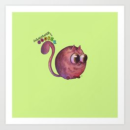 BooBoo Art Print