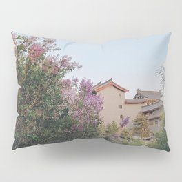 flower photography by KAL VISUALS Pillow Sham