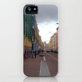 Amsterdam - Greg Katz iPhone Case
