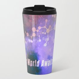 Helix: A Better World Awaits. Travel Mug