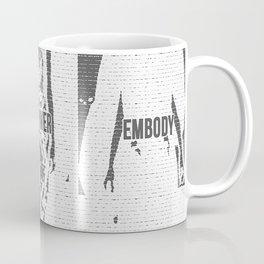 Women Empowerment Art Fashion Models Coffee Mug