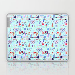 Fish lure Laptop & iPad Skin