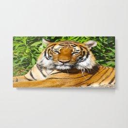 Tiger #decor #society6 #buyart Metal Print