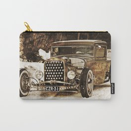 The Pixeleye - Special Edition Hot Rod Series IV Carry-All Pouch