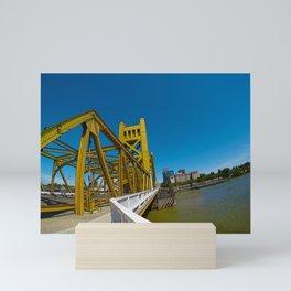 Sacramento Mini Art Print