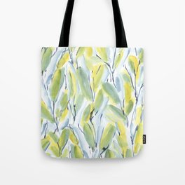 Growth Green Tote Bag