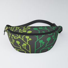 Technology Tree Fanny Pack