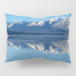 Turnagain Arm Mirror - Alaska Pillow Sham
