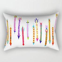 Little Arrows Rectangular Pillow