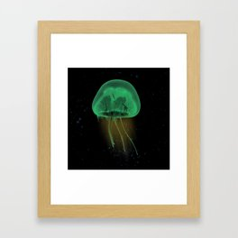 Earth Jelly Framed Art Print