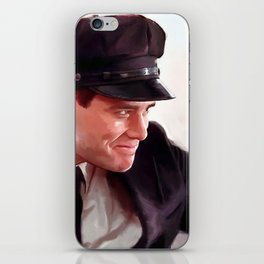 How About A Hug - Jim Carrey In Dumb And Dumber iPhone Skin