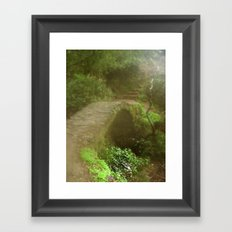 Cinque Terre, Italy. Irish Luck Framed Art Print