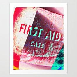 First Aid Art Print