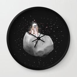 Lost in a Space / Phobosah Wall Clock