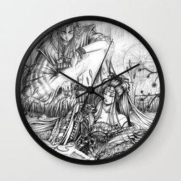 En el camino (在路上) Wall Clock