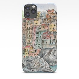 Manarola, iPhone Case