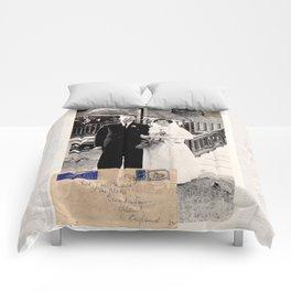 Old News Comforters