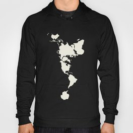 Dymaxion Map of the World Hoody