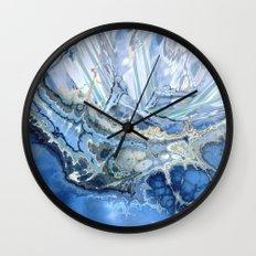 Icebreaker Wall Clock