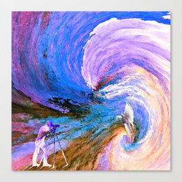 Perpetual Peace Canvas Print