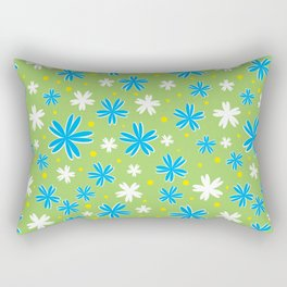 Petal Power Rectangular Pillow