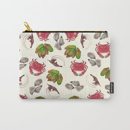 Seafood Medley Carry-All Pouch