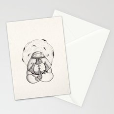 Buda  Stationery Cards