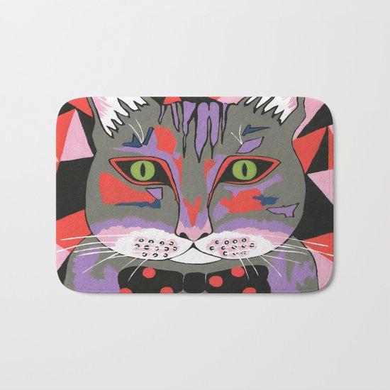 Mr Cat Bath Mat