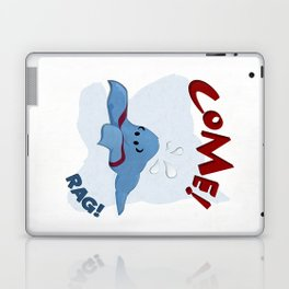Come! Rag! Laptop & iPad Skin