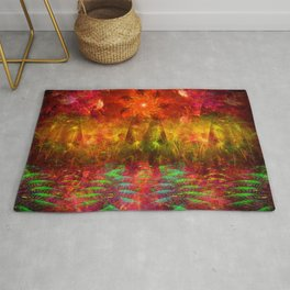 The Gnostic Archons Rug