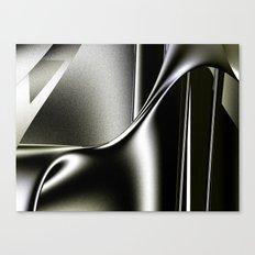 Sinuosity Canvas Print