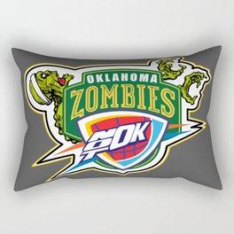 Zombie Sonics Rectangular Pillow