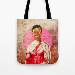 It's Good to Smile Tote Bag