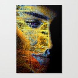 Mistery Canvas Print