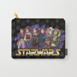 Rebel girls Carry-All Pouch